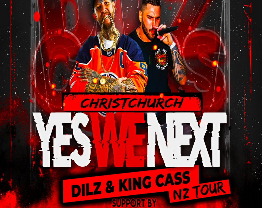 Yes We Next – Christchurch