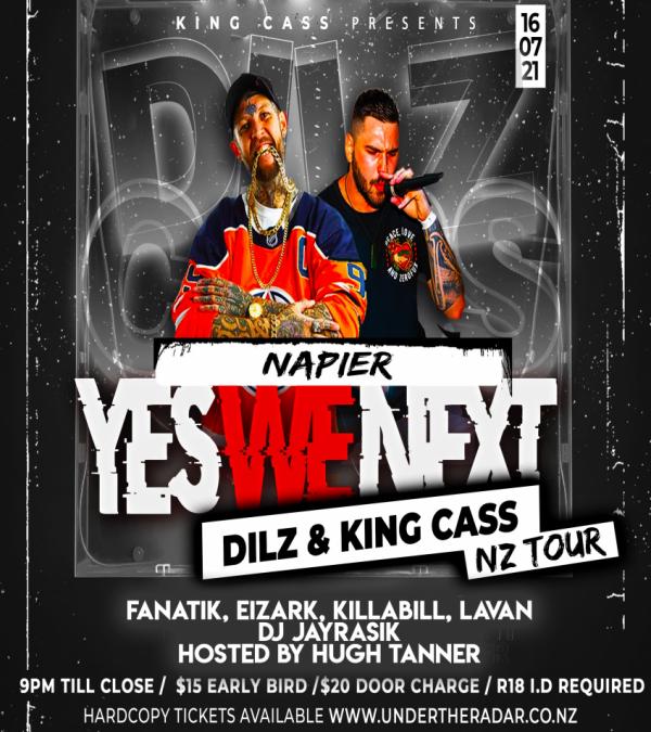 Yes We Next – Napier